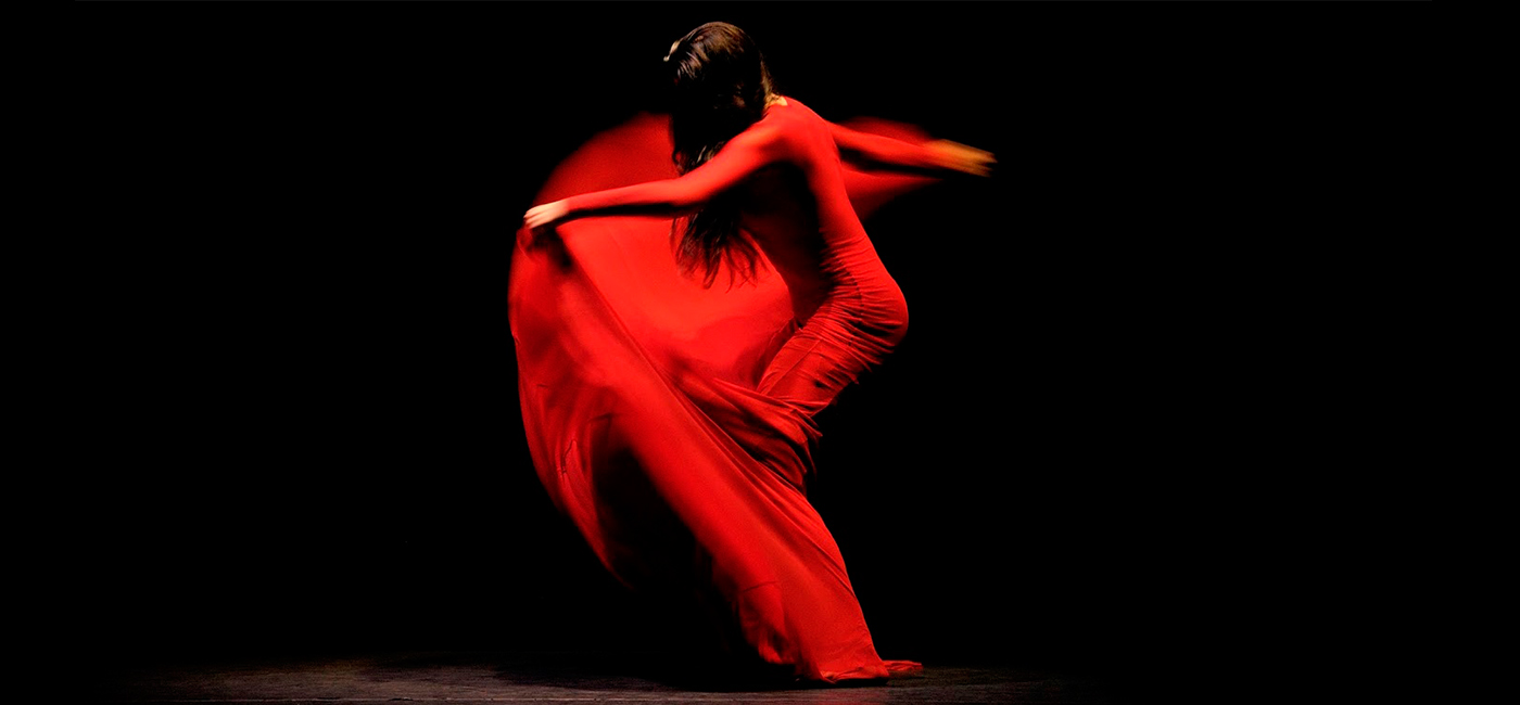 background STAGE DANSE FLAMENCO AVEC LA RUBIA