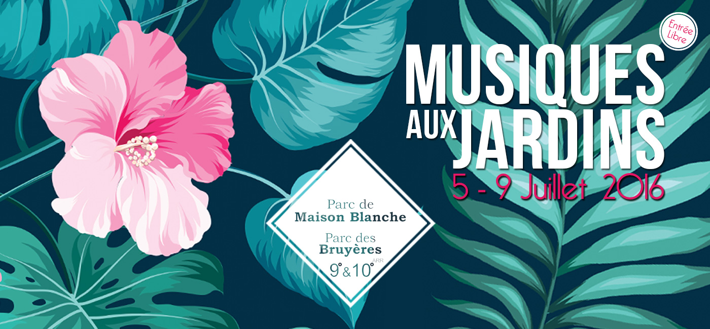 background MUSIQUES AUX JARDINS : THE HAZELNUTS