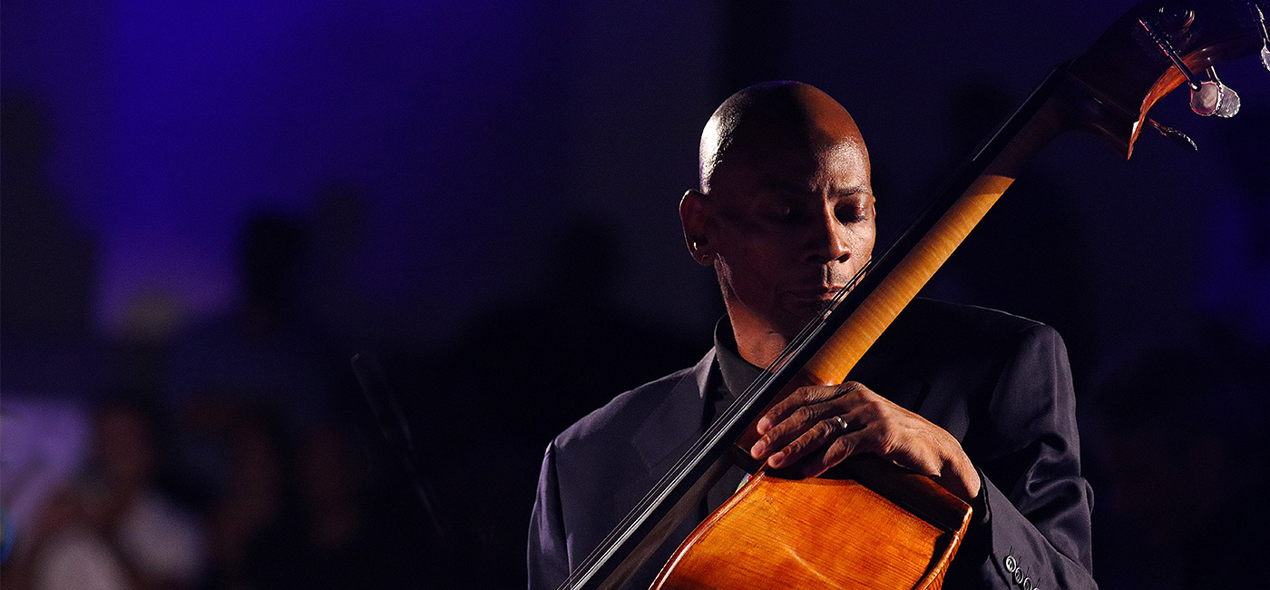 background JAZZ SUR LA VILLE : MASTERCLASS REGGIE WASHINGTON