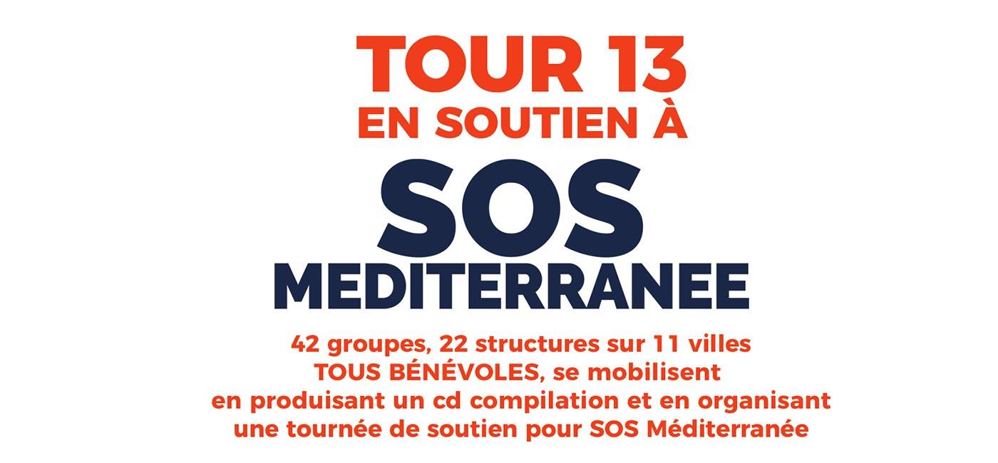 background SOUTIEN SOS MEDITERANEE : LROM - LOCOMOTIVE EXPRESS
