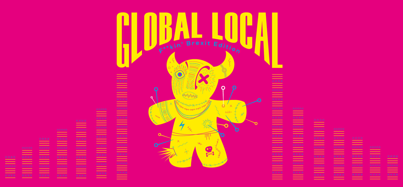 background GLOBAL LOCAL