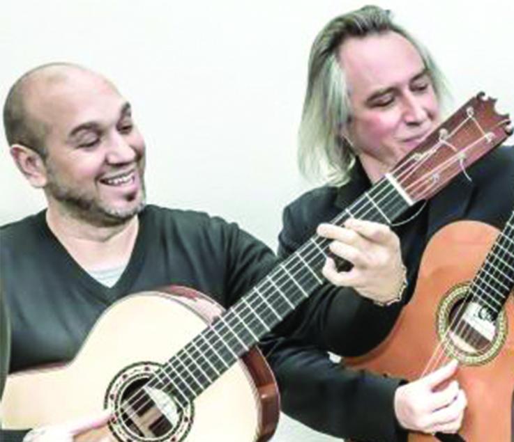 image HORS LES MURS : LOUIS WINSBERG & ANTONIO EL TITI
