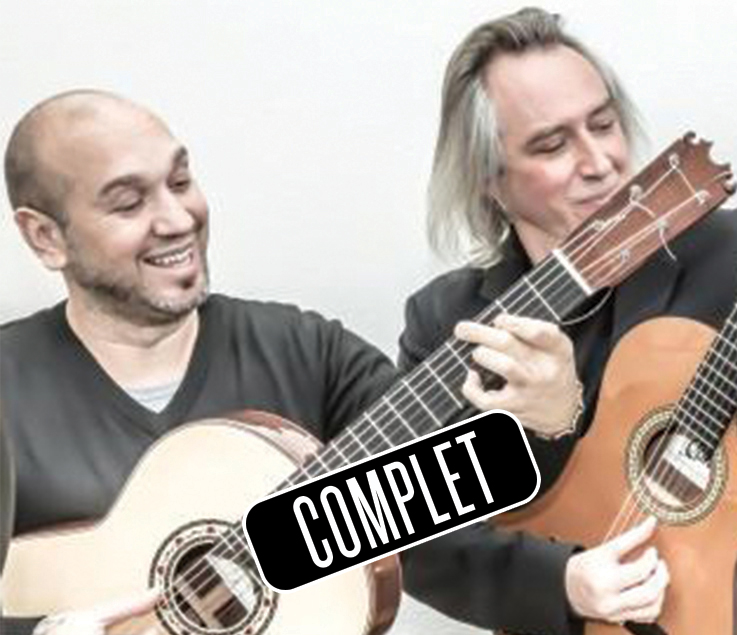 image CONCERT COMPLET : LOUIS WINSBERG & ANTONIO EL TITI