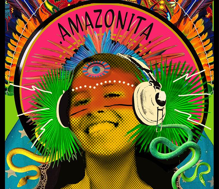 image DOS Y DOS - WATCHA SOUND CLASH MEETS PATI - AMAZONITA