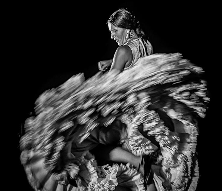 image LEA LLINARES : TABLAO FLAMENCO