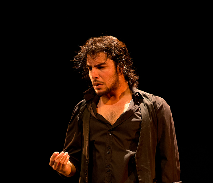 image IVAN VARGAS : TABLAO FLAMENCO