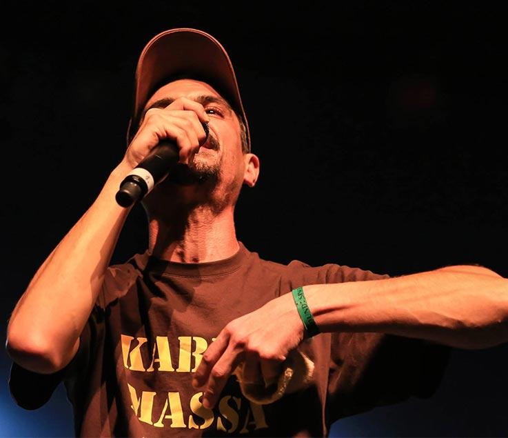 image KABBA ROOTS : KMG SOUND DJSET + LEO (RASPIGAOUS)