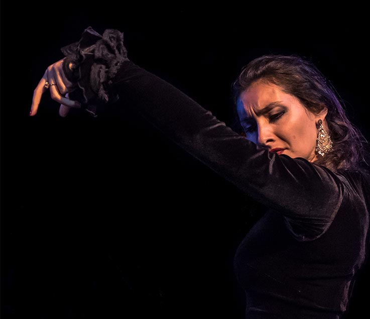 image TABLAO FLAMENCO : LA NATI